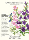 Canterbury Bells Blend HEIRLOOM Seeds