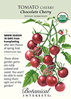 Tomato Cherry Chocolate Cherry Organic Seeds