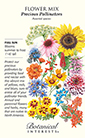 Flower Mix Precious Pollinators Seeds (LG)
