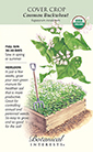 Cover Crop Common Buckwheat Organic HEIRLOOM Seeds (LG)