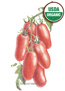 Tomato Pole San Marzano Organic HEIRLOOM Seeds